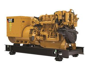 Caterpillar C18 Generatorset