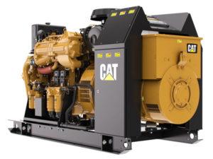 Caterpillar C7.1 Generatorset