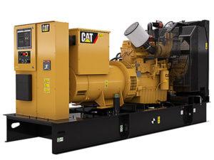 Caterpillar C9.3 Generatorset