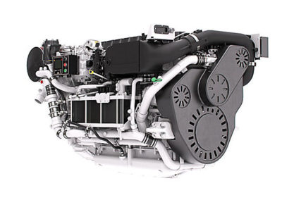 Caterpillar C12.9   Power | 850 – 1000 Hp    RPM | 2300 rpm   Configuration | In-line 6, 4 takt Diesel   Suction | Turbocharged, aftercooled