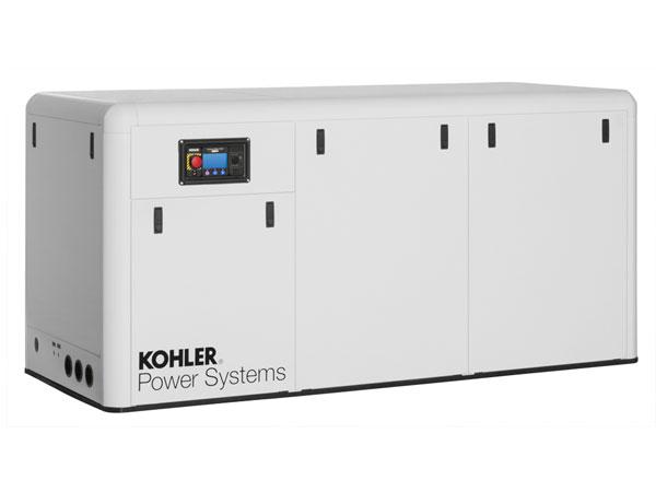 Kohler 175EFOZDJ Generator set | Powerport | Marine diesel