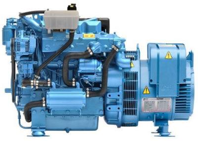 Nanni QLS Generatorset   kVA max   10 – 39  kVA max   8.9 – 11.8   Fase   3   Toeren   1500