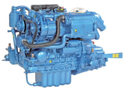 Nanni Diesel N3.30  Power | 29 Hp (21.2 kW)   RPM | 3600 rpm   Configuration | 3 In-line, 4 takt Diesel  Suction | Atmospheric