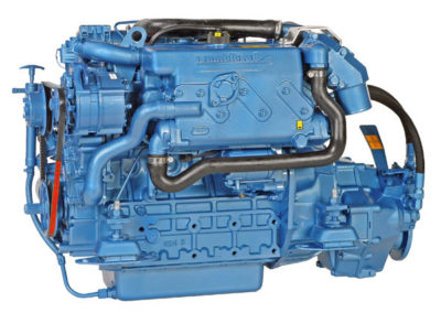 Nanni Diesel N4.60  Power | 60 Hp (44.1 kW)   RPM | 2800 rpm   Configuration | 4 In-line, 4 takt Diesel  Suction | Turbocharged