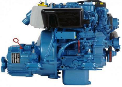 Nanni Diesel N2.10  Power | 10 Hp (7.36 kW)   RPM | 3000 rpm   Configuration | 2 In-line, 4 takt Diesel  Suction | Atmospheric